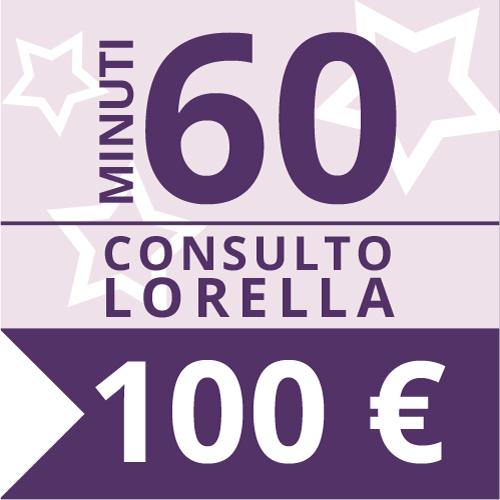 Consulto Cartomanzia 60 minuti con Lorella - Studio Lorella